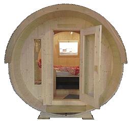 Barrel Camping 360