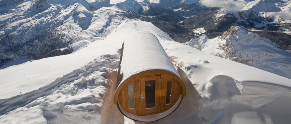 Id sauna for Tinozze da giardino
