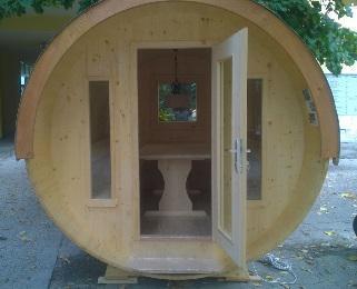 casetta con porta