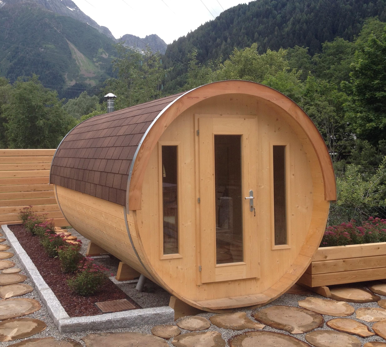 sauna f r aussenbereich s 390 id sauna. Black Bedroom Furniture Sets. Home Design Ideas